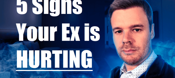 Signs That Your Ex Is Hurting